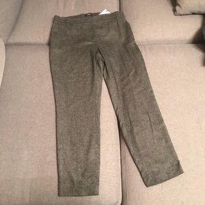 Theory Thaniel Z2 NWT Black Multi Flannel Pants